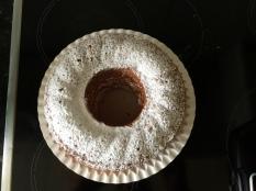 Marmorkuchen mit Füllung